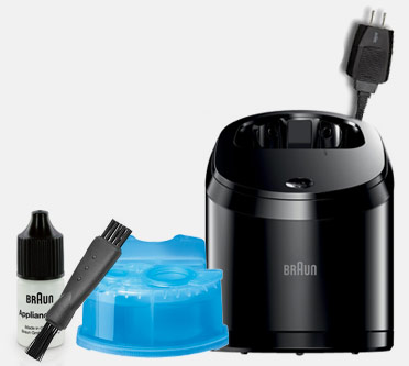 Braun Shaver Accessories Toothbrush Accessories