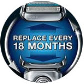 Replace Every 18 Months