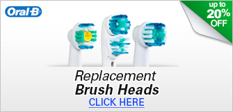 Oral-B Replacement