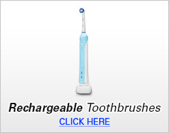 Rechargable Toothbrushes