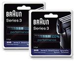 Braun 7000 Foil/30B_X2 Replacement Shaver Foil 64536-5