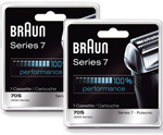 Braun 9000CP/70s (Int)-2pk Replacement Foil and Cutter 2-Pack