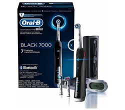 Rechargeable oral b precision 7000 black bluetooth