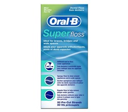 Oral B Floss oral b superfloss