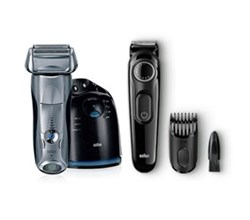 Shaver With Cleaning System braun 790cc 4 plus bt3020