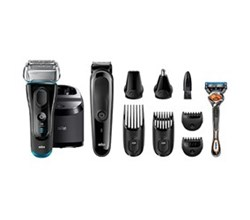 Shaver With Cleaning System braun 5190cc plus mgk3060
