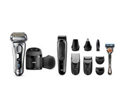 Shaver With Cleaning System braun 9290cc plus mgk3060