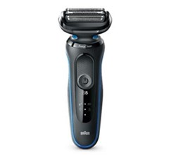 Braun Mens Shavers braun 5018s wet and dry shaver