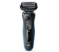 Braun Mens Shavers braun 5020s wet and dry shaver